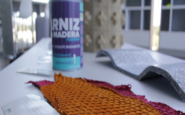 Madera líquida, pintura antimicrobiana: materiales innovadores mexicanos