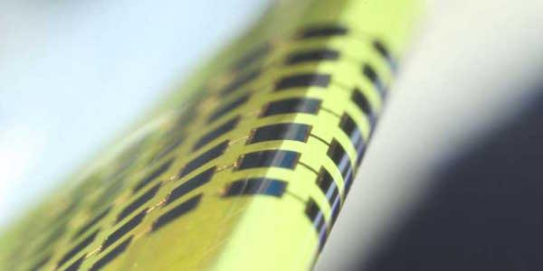 Mini 'placas' solares para recargar tu móvil