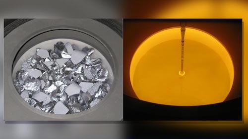Nuevo sistema de almacenamiento de energía con silicio fundido