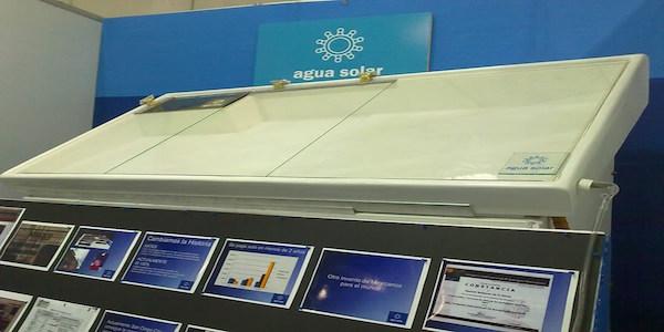 Mexicano desarrolla purificador de agua a base de energía solar