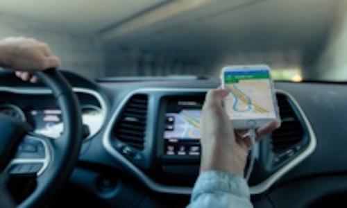El GPS desactiva regiones cerebrales