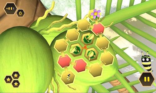 Baby-Bee, videojuego basado en las matemáticas hecho por la UNAM