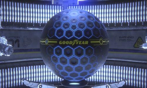 Goodyear Eagle 360 Urban, la llanta del futuro