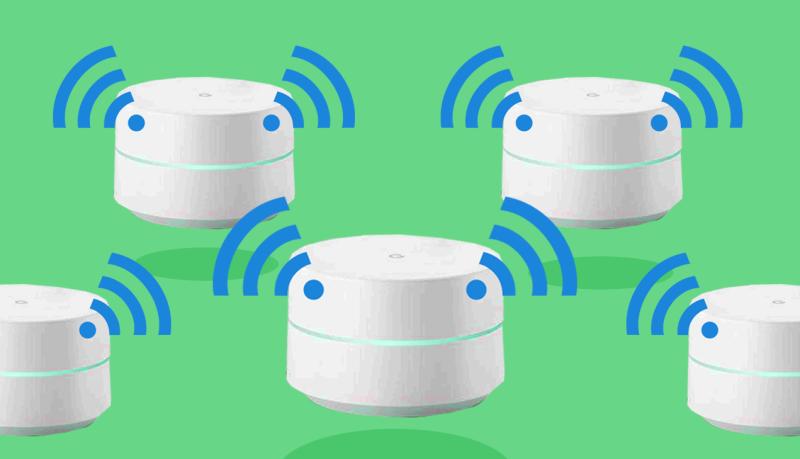 Enjambres de routers, la idea de Qualcomm para llevar el