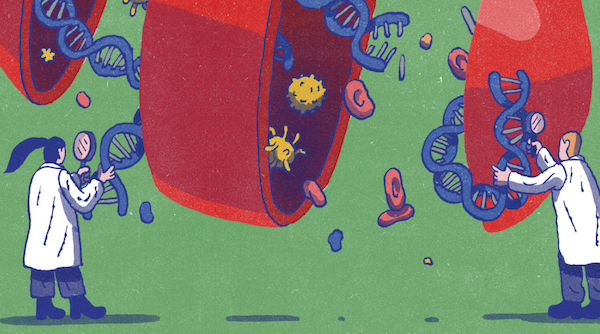 Una única prueba para detectar el cáncer en la sangre aspira a salvar millones de vidas