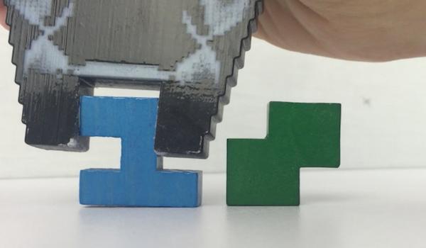 Diseño de la microestructura de objetos impresos