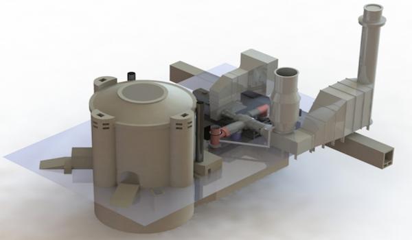 Firebricks ofrecen almacenamiento de bajo costo para energía libre de carbono