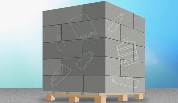 Estudiantes del MIT fortifican concreta mediante la adición de plástico reciclado