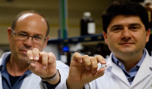Investigadores de la Universidad de La Rioja, Alicante y Madrid logran el récord de eficiencia en unas nuevas celdas solares alternativas a las convencionales