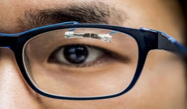 Sensores ponibles hechos de papel