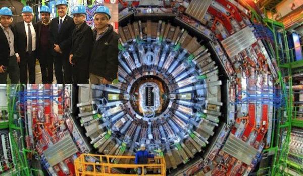 Científicos mexicanos estudiarán la partícula de Dios