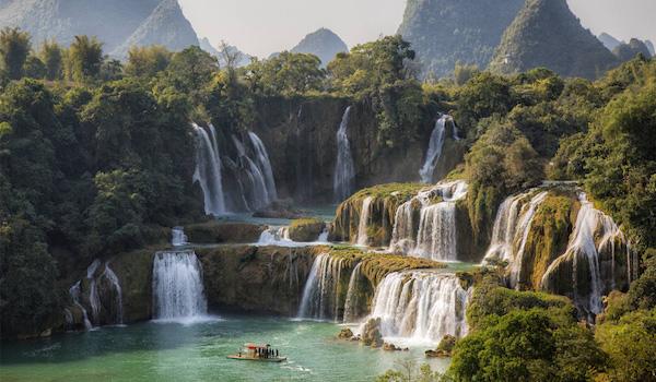 La UNESCO reconoce estos 13 increíbles lugares como geoparques.