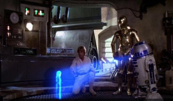 Hologramas, 'jetpacks' y otras tecnologías del cine que tienen poquísimo sentido en la vida real