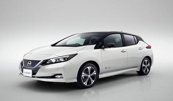 Cada 10 minutos se vende un Nissan LEAF eléctrico en Europa