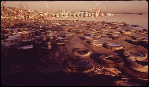 Estas imágenes muestran un mundo previo a la regularización ambiental