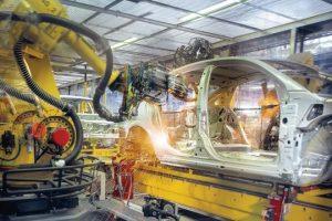 México, de los grandes consumidores de robots